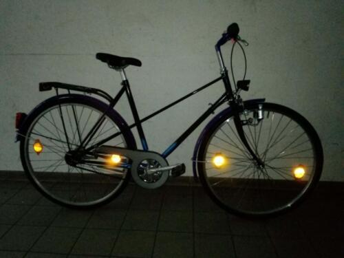 245 € Dynamo, schwarz/lila