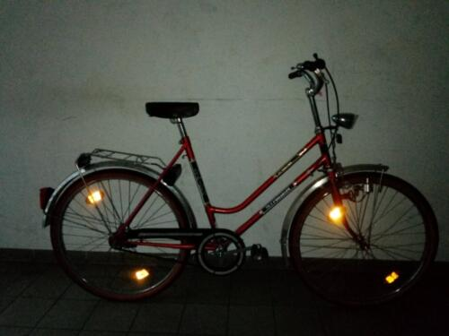 210 € Staiger, rot