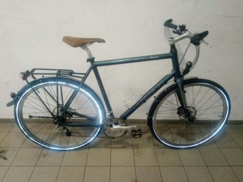 450 € Stevens, grau/blau