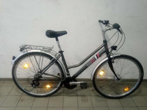 250 € BikeFever, grau