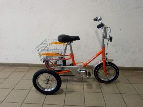 300 € Haverich Kinderdreirad, orange
